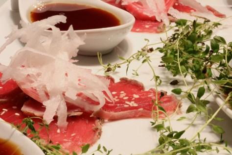 sotad tonfiskcarpaccio