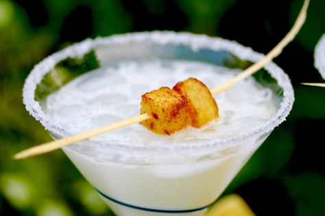 Coconut Ginger Lemon Drop