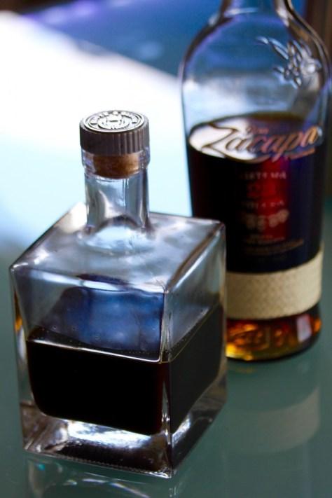 Zacapa black