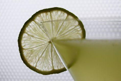 Gimlet med Cordial lime