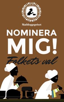 matbloggspriset nominera Karlstein