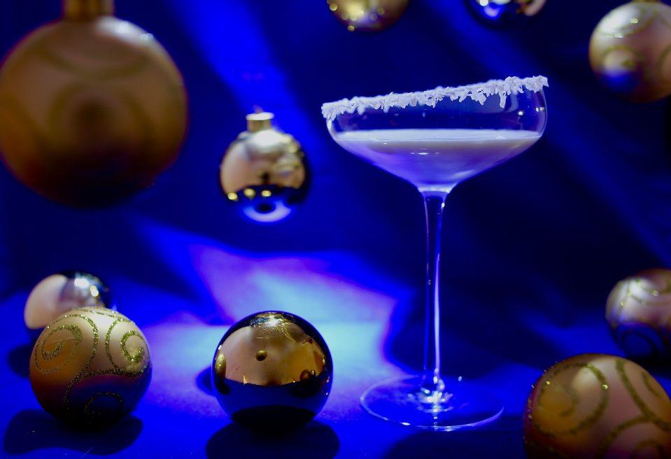 White Christmas Martini - fredagsdrinken