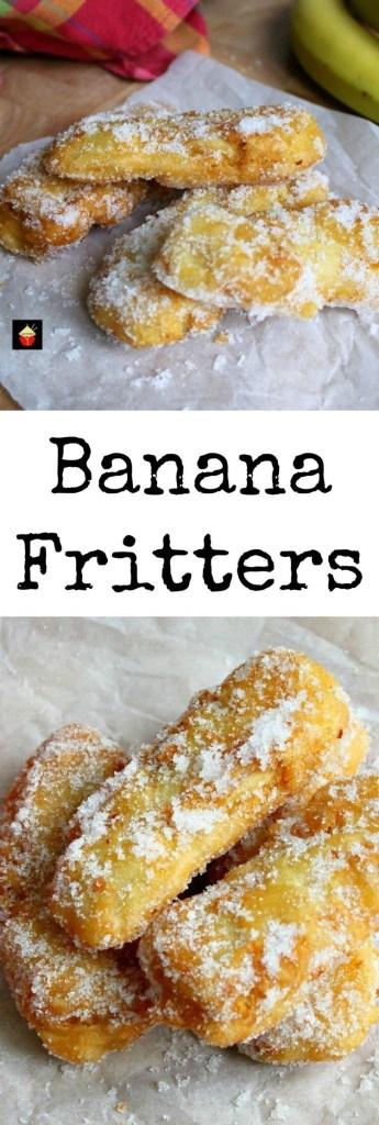 Banana Fritters