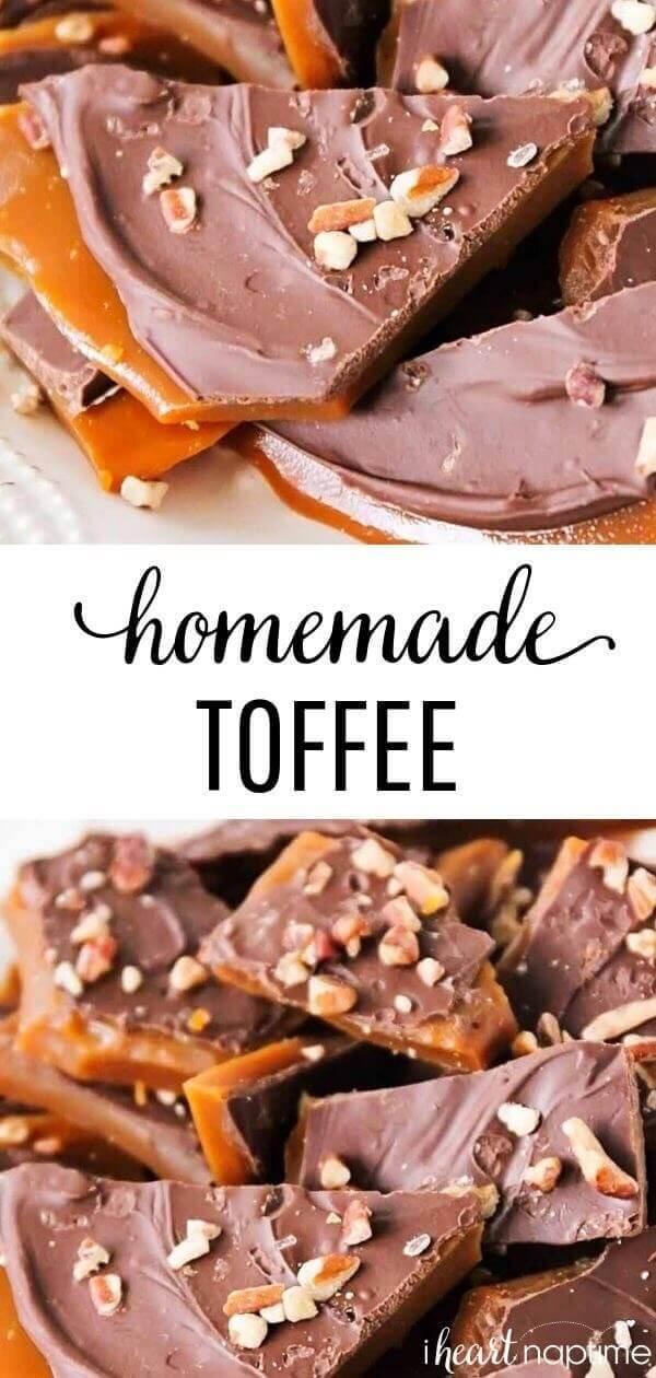 Homemade Toffee