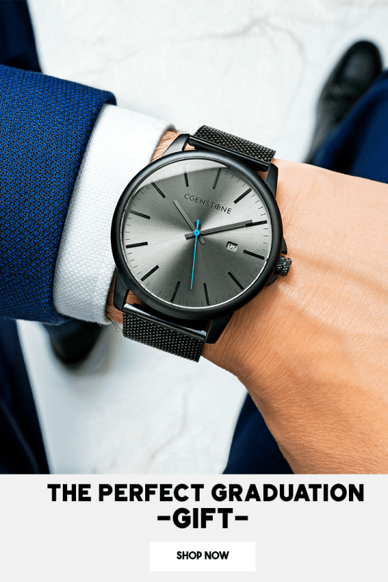 Graduation gift watches by cgenstone