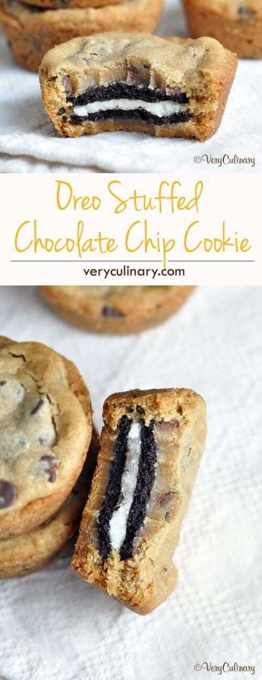 reo Stuffed Chocolate Chip Cookie