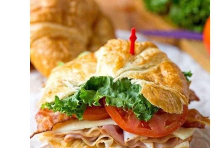 20 Best Yummy Croissant Sandwich Recipes