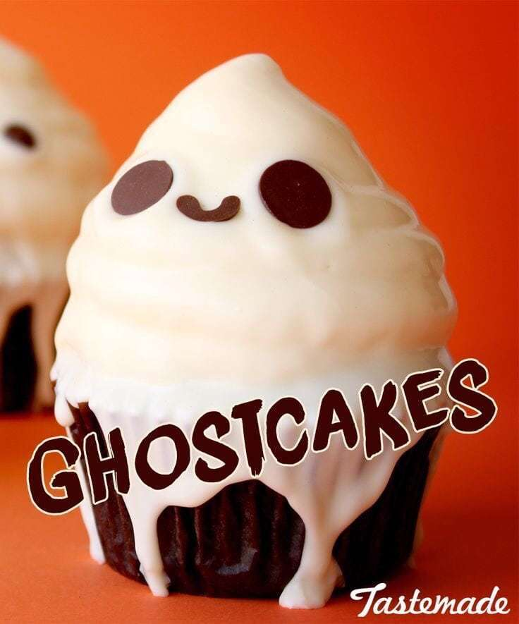 35 Best Spooky Halloween Cupcake Recipes In 2019 Easy Recipes
