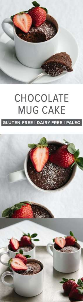 Chocolate Mug Cake Recipe recipe