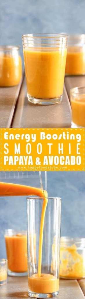 Energy Boosting Smoothie