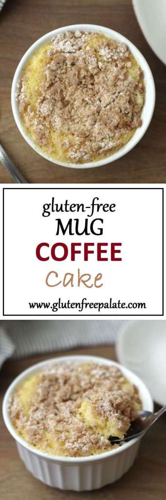 Gluten-Free Coffee Mug Cake recipe