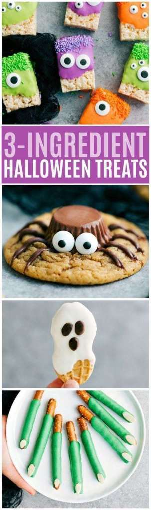 3-Ingredient Halloween Treat