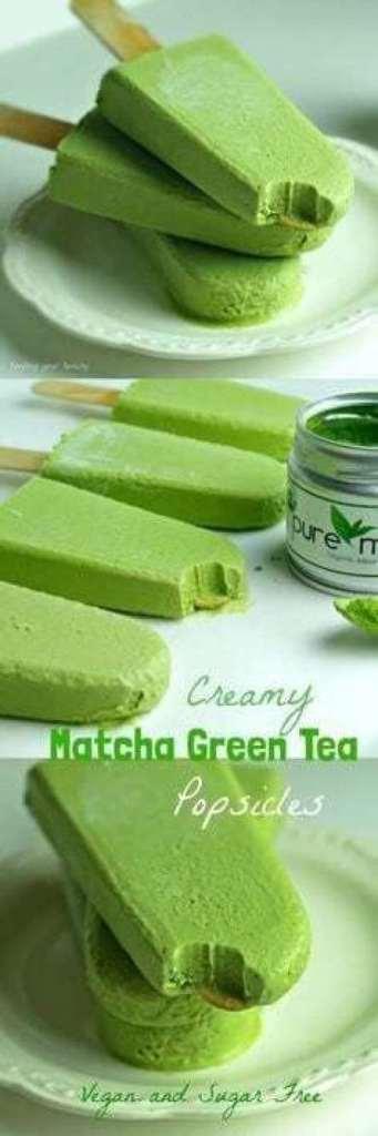 Creamy Matcha Green Tea