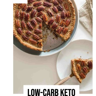 Low-Carb Keto Thanksgiving Desserts