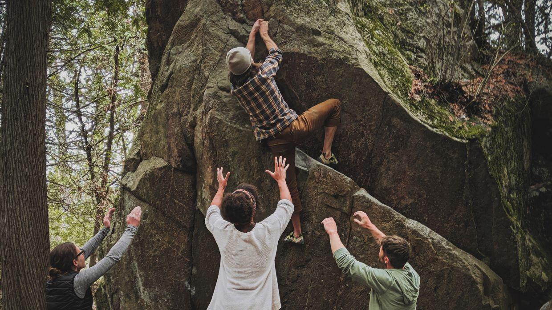 KarlVaters.com Rock Climbing