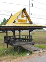 Thai busstop
