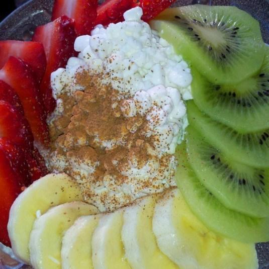 keso-frukost