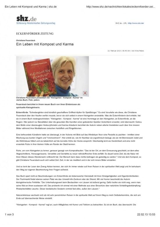 Ein Leben mit Kompost und Karma | shz.de_Seite_1
