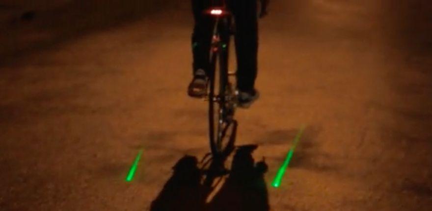Поворотники для велосипеда