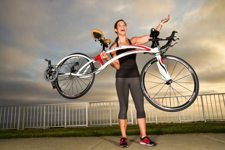 Велосипед как птица