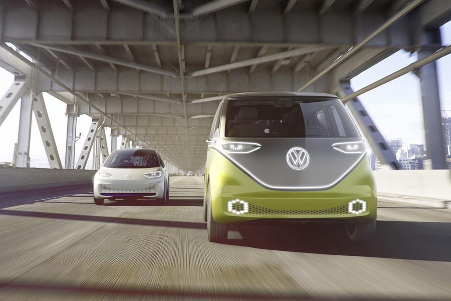 Автобус Volkswagen Buzz