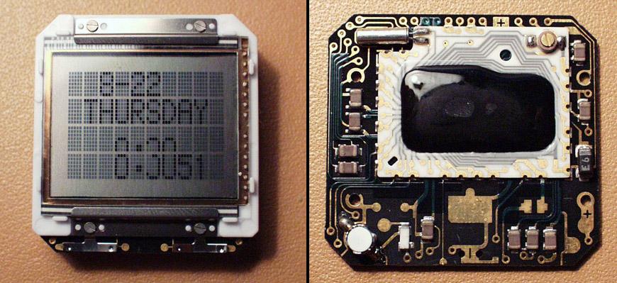 Первые смарт-часы SEIKO UC-2000