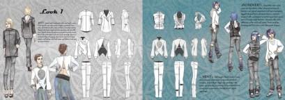 Alias Lookbook - 4 and 5 - Look 1