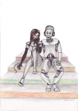 Catborg and Android