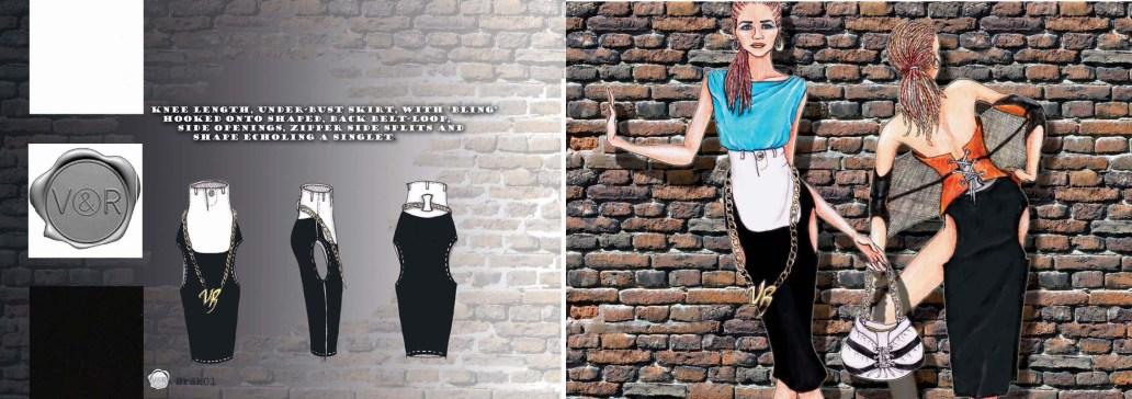Hip Hop Collection III - Skirt