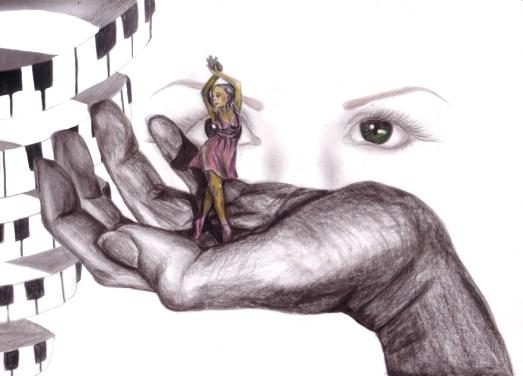 Tiny Dancer In My Hands