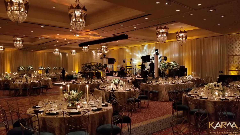 elegant wedding montelucia alhambra