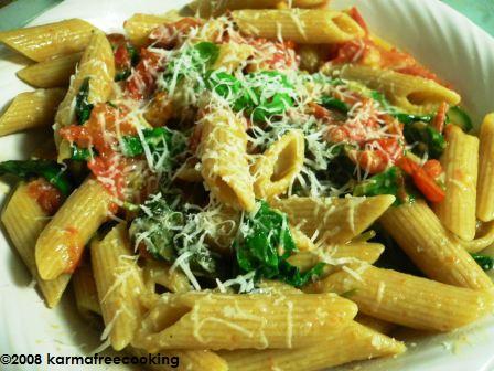 roasted-garlic-and-tomato-pasta