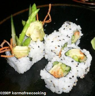 BudhaBar - Sushi