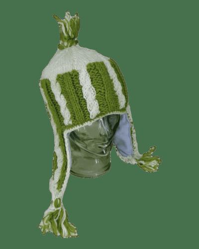 Cable knit warm winter hat| Karma Gear