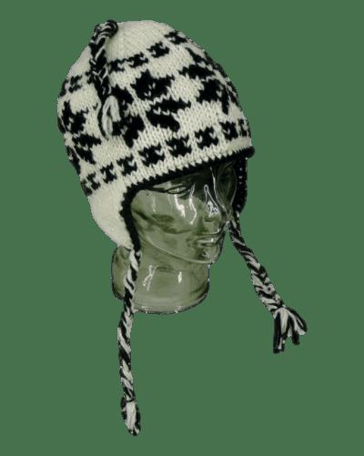 Warm winter knitted hat| Karma Gear