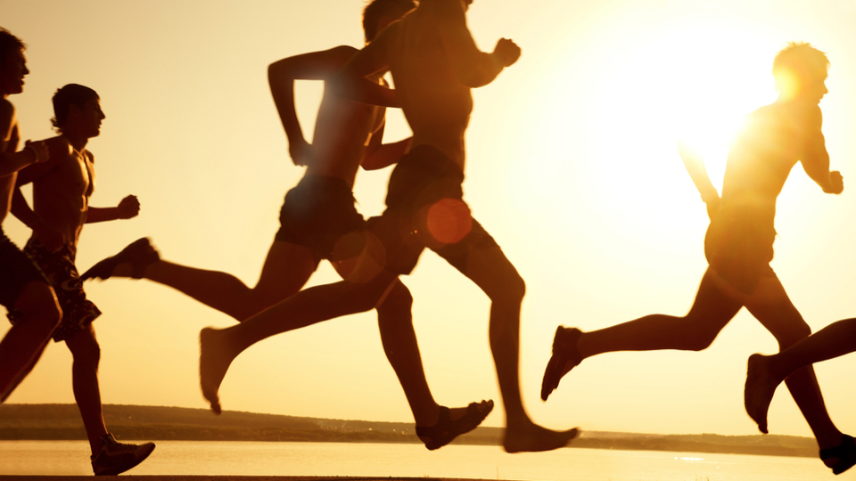 exercise Exercise is the Best Preventive Drug (Study)