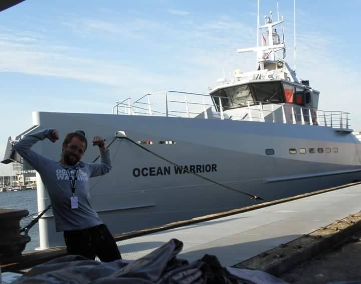 "Perspektiven auf soziales Engagement, heute: Johann, Volunteer bei ""Sea Shepherd"""