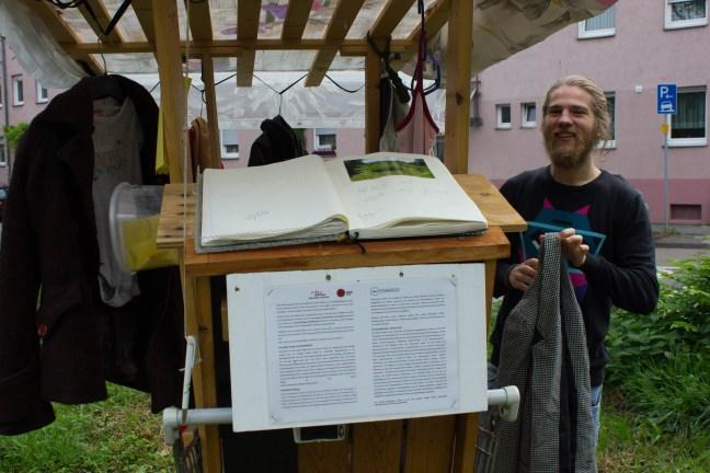 Das Notizbuch für Ideen zu Nachhaltigkeit, Stadtentwicklung und Wissen