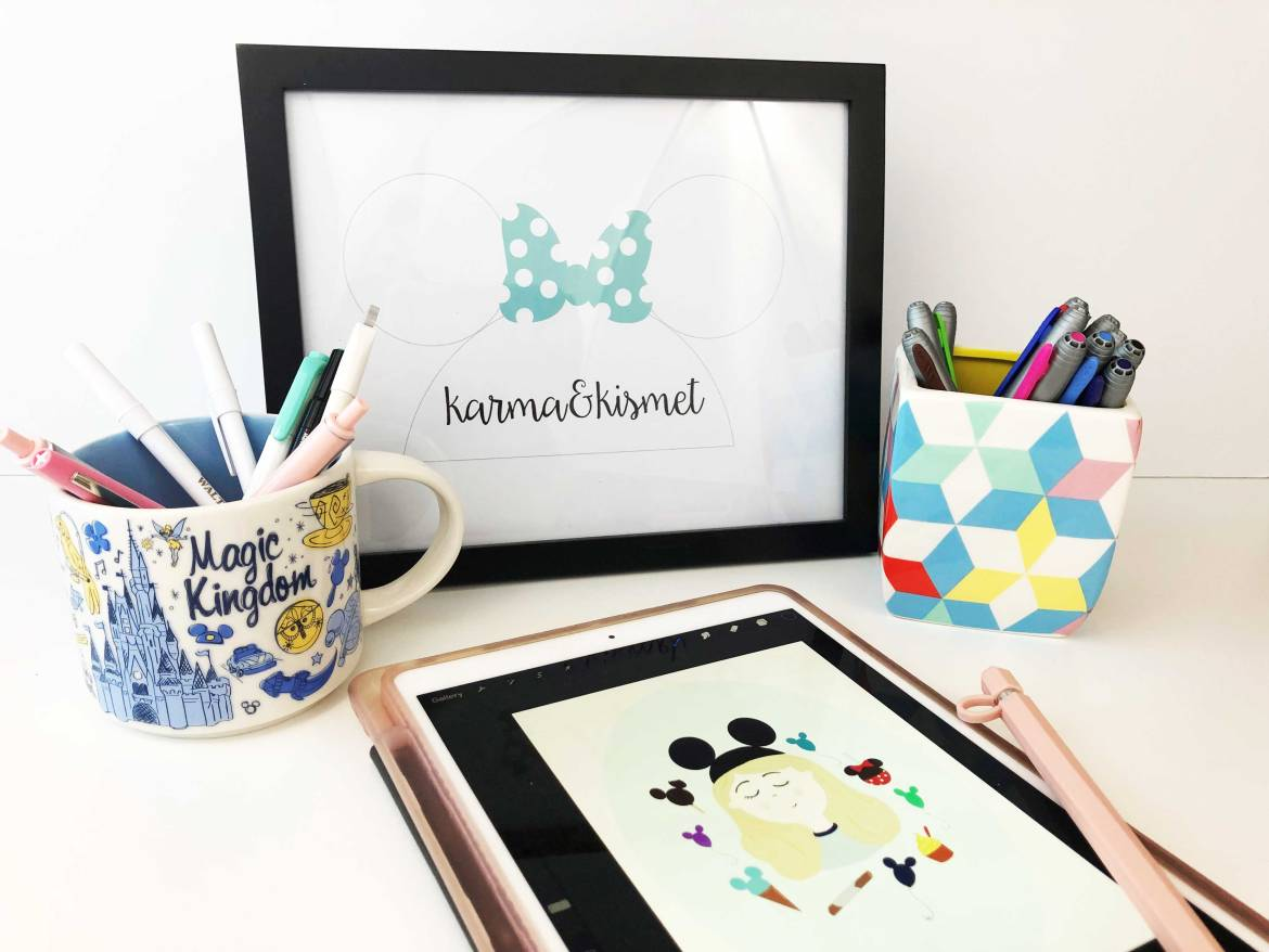 karma&kismet is a business inspired by Disney. Learn how to be a Disney entrepreneur here!