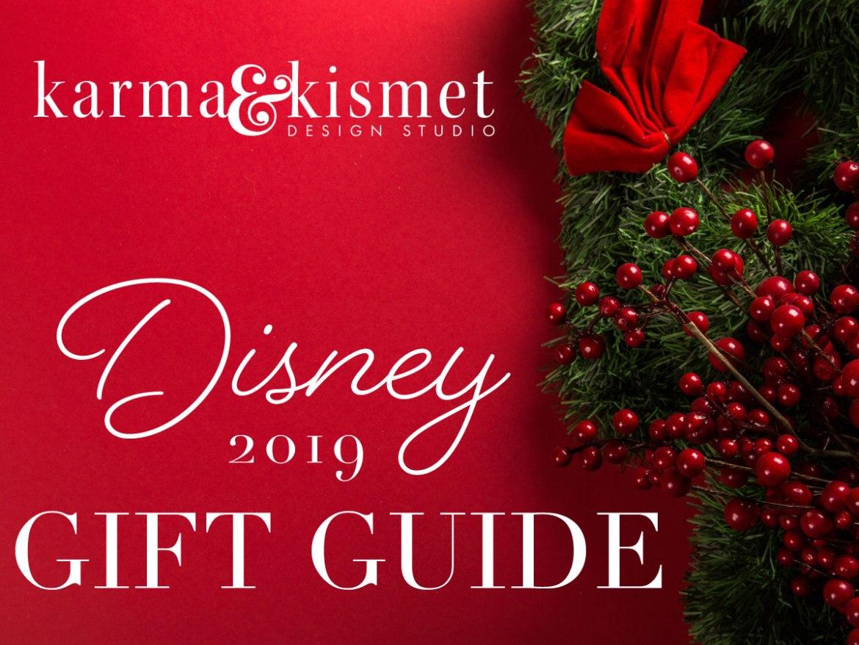 2019 Disney Gift Guide Christmas