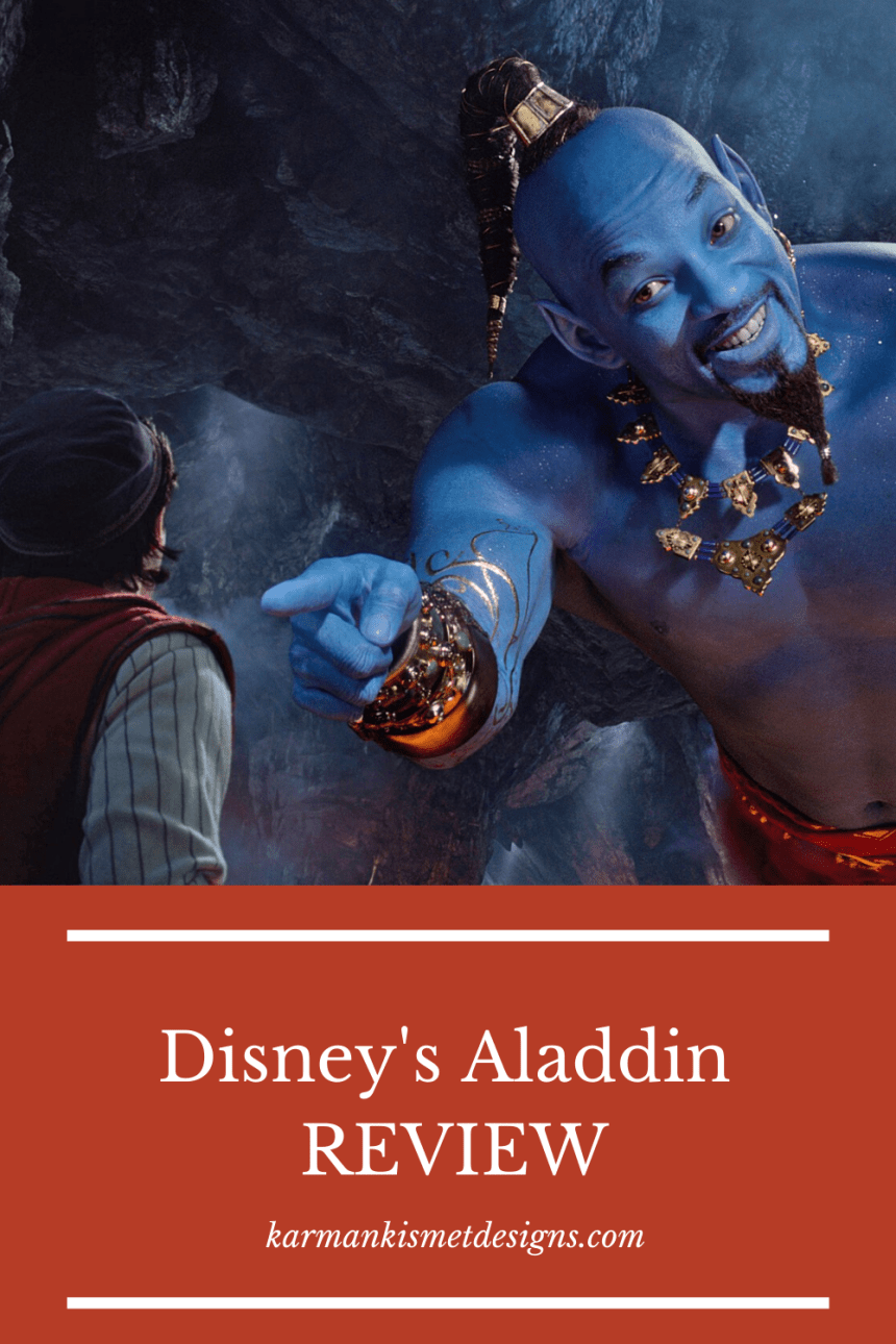 Review of Disney's Live Action Aladdin
