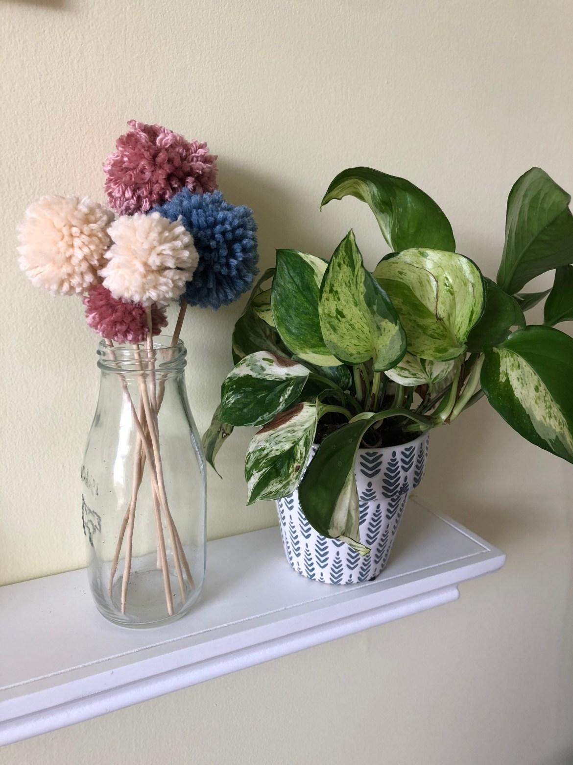 Pom-pom Bouquet