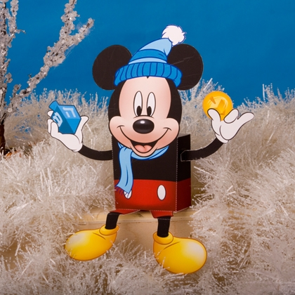 Disney Hanukkah Candy Box