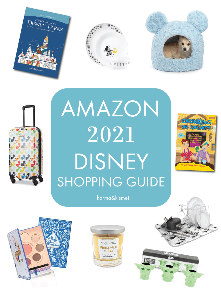 Amazon Disney Shopping Guide - Must Have Disney Items on Amazon
