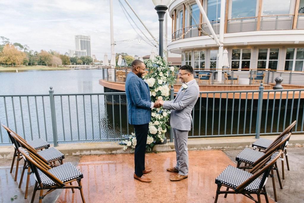Disney Terralina Wedding