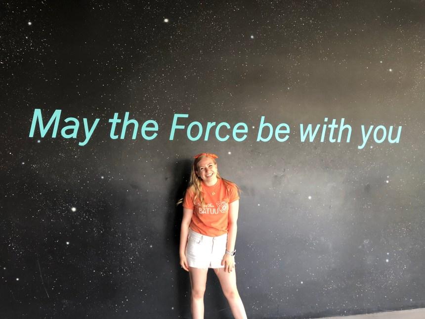 Star Wars Galaxy's Edge Shirt