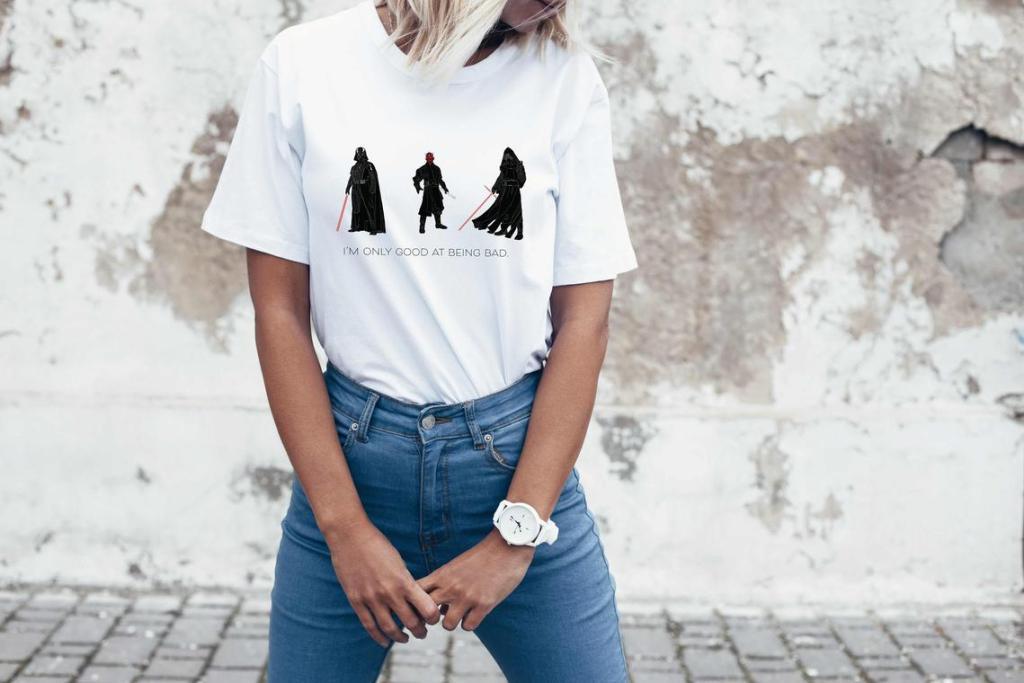 Star Wars Bad Guy Shirt
