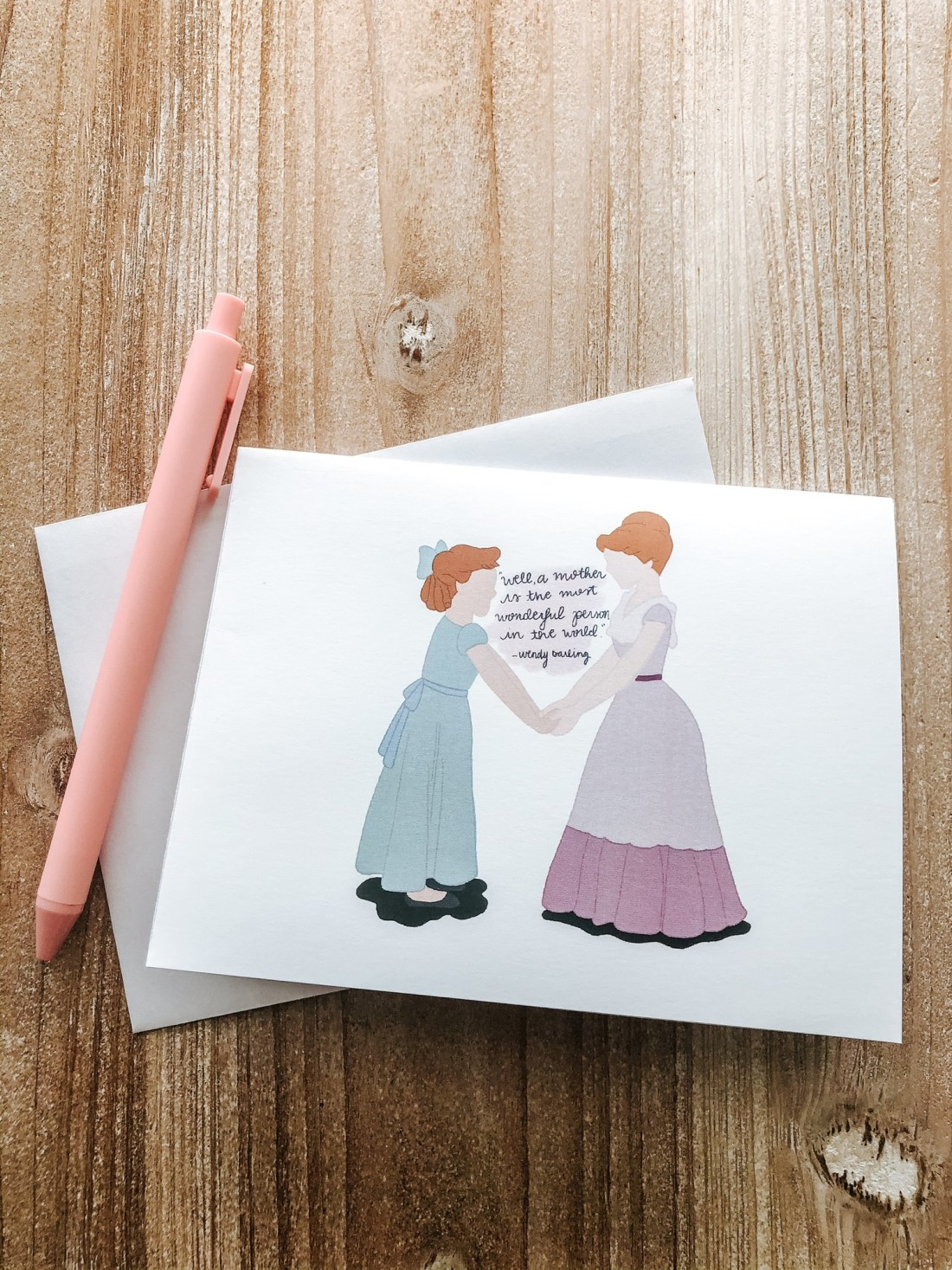 Disney Mother's Day Card