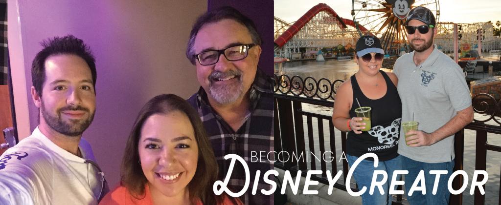 Becoming a Disney Creator: Disney Podcast