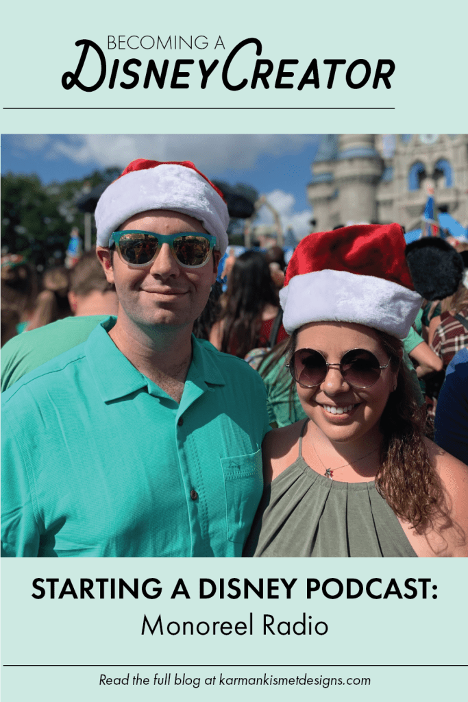 How to start a Disney Podcast